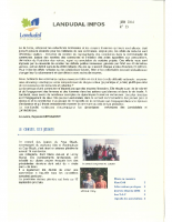 Landudal Info, n°33 Juin 2016