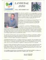 Landudal Info, N° 26 Décembre 2012landul-info-decembre-2012