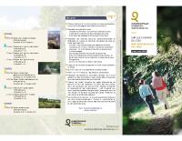 Sur les chemins de l'été – Flyer 2020